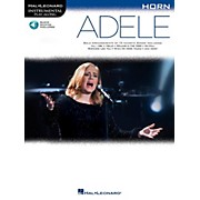 Hal Leonard Adele For Horn - Instrumental Play-Along Book/Online Audio