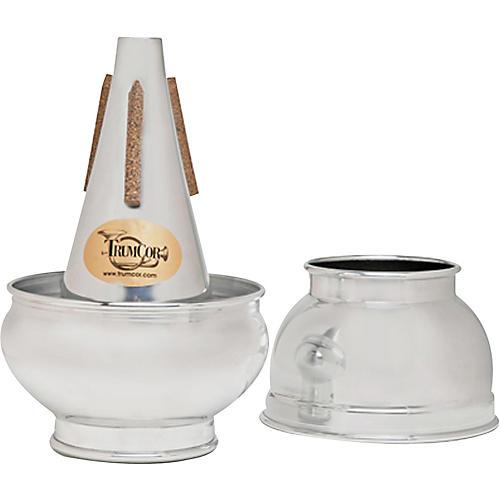 Trumcor Adjustable Aluminum Trumpet Cup Mute