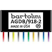Bartolini Adjustable Gain Dual Buffer/Pre-amp