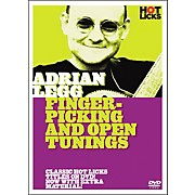 Hot Licks Adrian Legg: Fingerpicking and Open Tunings DVD