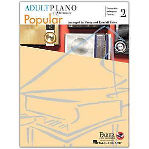 Faber Piano Adventures Adult Piano Adventures Popular Book 2 - Faber Piano ...