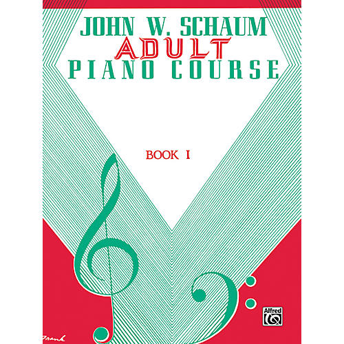 Alfred Adult Piano Course Book 1
