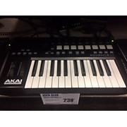 Advance 25 MIDI Controller
