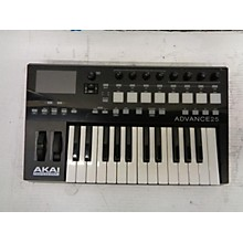 Akai Professional Advance 25 MIDI Foot Controller