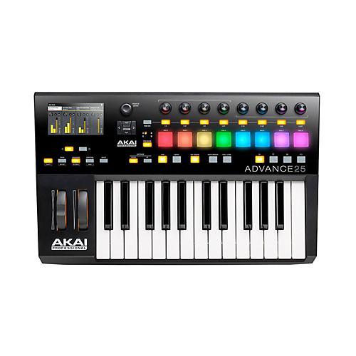 Akai Professional Advance 25 MIDI Keyboard Controller-thumbnail