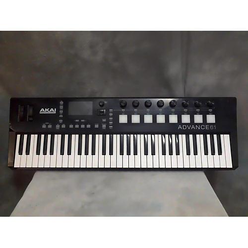 Akai Professional Advance 61 Key MIDI Controller-thumbnail