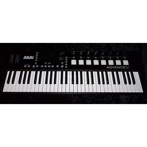 Akai Professional Advance 61 Key MIDI Controller