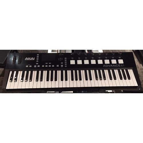 Akai Professional Advance 61 MIDI Controller