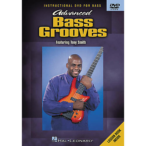 Hal Leonard Advanced Bass Grooves (DVD)