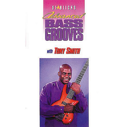 Hal Leonard Advanced Bass Grooves Video
