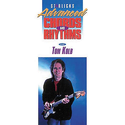 Hal Leonard Advanced Chords And Rhythms Video