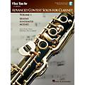 Music Minus One Advanced Clarinet Solos - Volume I Music Minus One Series BK/CD Performed by Stanley Drucker thumbnail