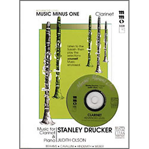 Hal Leonard Advanced Clarinet Solos, vol. III-thumbnail