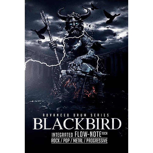 8DIO Productions Advanced Drum Series Blackbird
