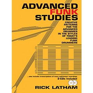 Carl Fischer Advanced Funk Studies Book/2 CDs by Carl Fischer