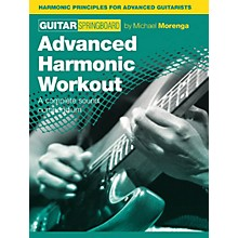 Boston Music Advanced Harmonic Workout Music Sales America Series Softcover Written by Michael Morenga