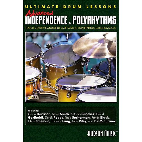 Hudson Music Advanced Independence & Polyrhythms Ultimate Drum Lessons DVD-thumbnail