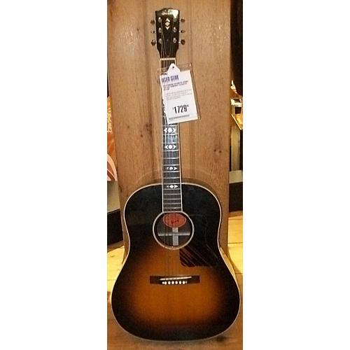 used gibson advanced jumbo acoustic guitar guitar center. Black Bedroom Furniture Sets. Home Design Ideas