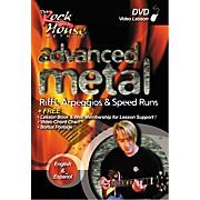 Rock House Advanced Metal - Riffs, Arpeggios and Speed Runs DVD