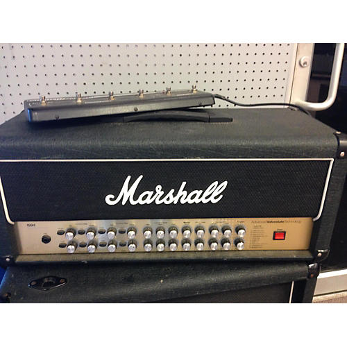 Marshall Advanced Valvestate Hd150 Solid State Guitar Amp Head-thumbnail