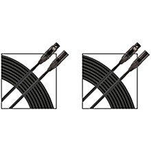 Livewire Advantage Microphone Cable 2 Pack - 15 ft.