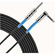 """Livewire Advantage Series 1/4"""" Angled - Straight Instrument Cable"""