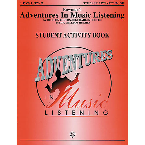 Alfred Adventures In Listening Level Two Student Activity Book-thumbnail