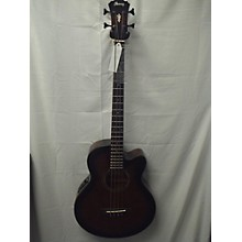 Ibanez Aeb10-bbe Acoustic Bass Guitar