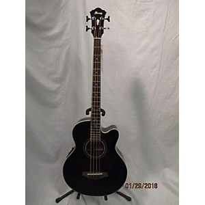 Pre-owned Ibanez Aeb10e Acoustic Bass Guitar