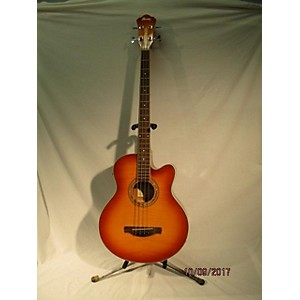 Pre-owned Ibanez Aeb20 Acoustic Bass Guitar by Ibanez