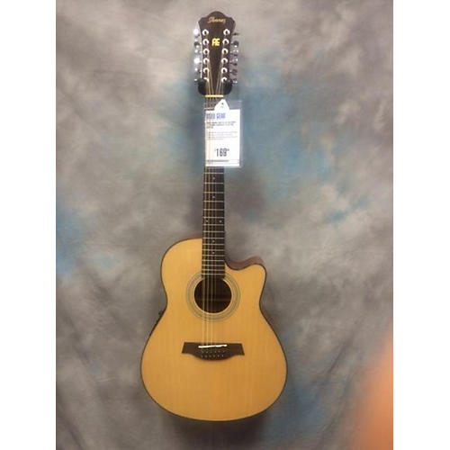 Ibanez Aef1512E 12 String Acoustic Electric Guitar-thumbnail
