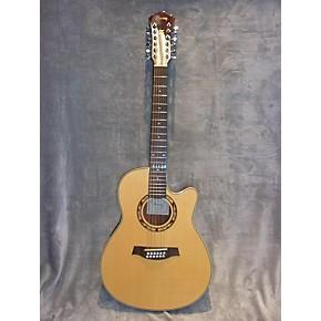 used ibanez aef1812 12 string acoustic electric guitar guitar center. Black Bedroom Furniture Sets. Home Design Ideas