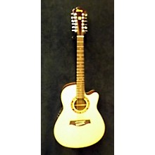 Ibanez Aef1812 12 String Acoustic Electric Guitar