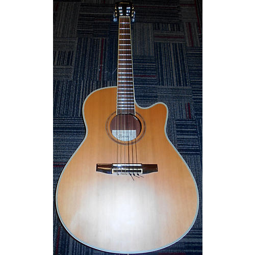 Ibanez Aef20csne Classical Acoustic Electric Guitar-thumbnail