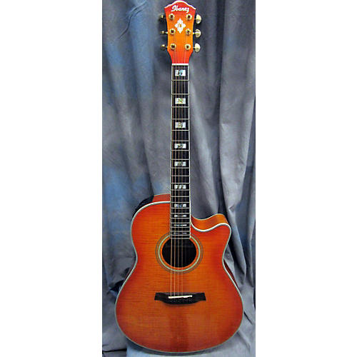 Ibanez Aef30-os-op-01 Acoustic Guitar-thumbnail