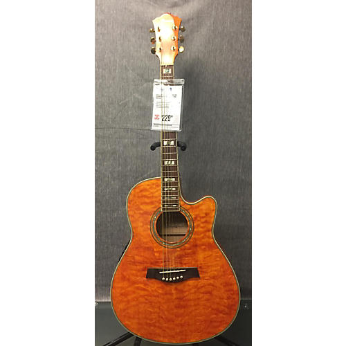 Ibanez Aef37essg1201 Acoustic Electric Guitar