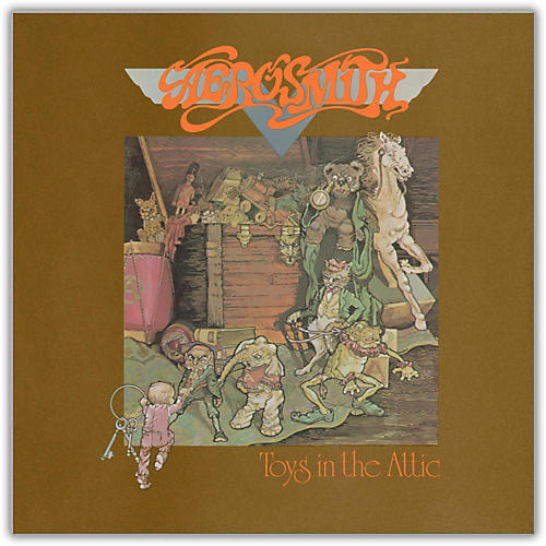 Sony Aerosmith - Toys in the Attic Vinyl LP-thumbnail