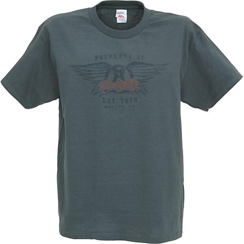 Gear One Aerosmith Athletic Logo Men's T-Shirt-thumbnail