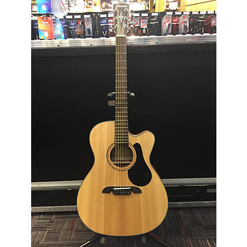 Alvarez Af30ce Acoustic Electric Guitar