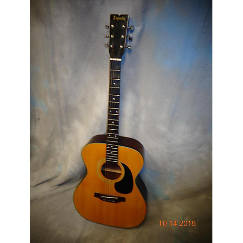 In Store Used Af37 Acoustic Guitar