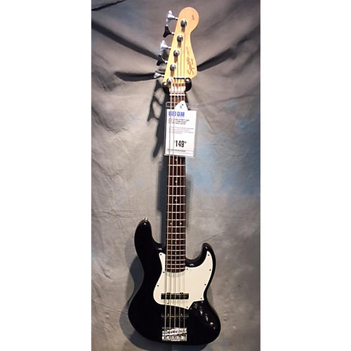 Squier Affinity Jazz Bass V 5 String Electric Bass Guitar-thumbnail