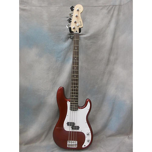 Squier Affinity Precision Bass Red Electric Bass Guitar