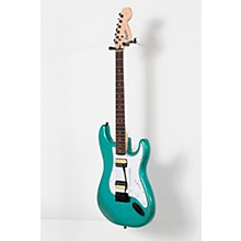 Affinity Series Stratocaster HH with Tremolo Electric Guitar Level 2 Candy Blue 190839113276