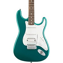 Affinity Series Stratocaster HSS Electric Guitar with Rosewood Fingerboard Race Green