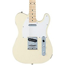 Affinity Series Telecaster Electric Guitar Arctic White Maple Fretboard