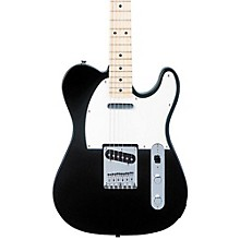 Affinity Series Telecaster Electric Guitar Black Maple Fretboard