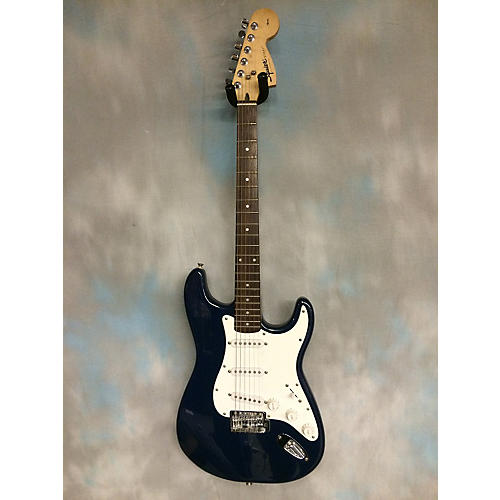Squier Affinity Stratocaster Baltic Blue Solid Body Electric Guitar