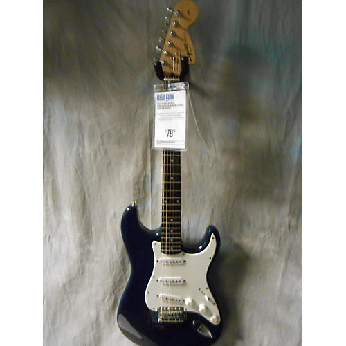 Squier Affinity Stratocaster Blue Solid Body Electric Guitar