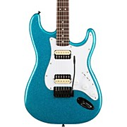 Affinity Stratocaster HH with Tremolo Electric Guitar Candy Blue