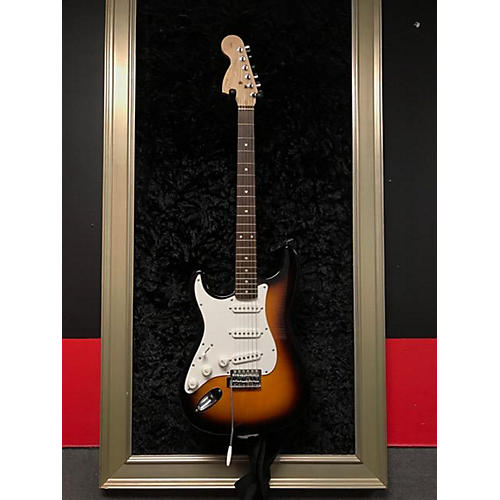 Squier Affinity Stratocaster Left Handed Electric Guitar-thumbnail